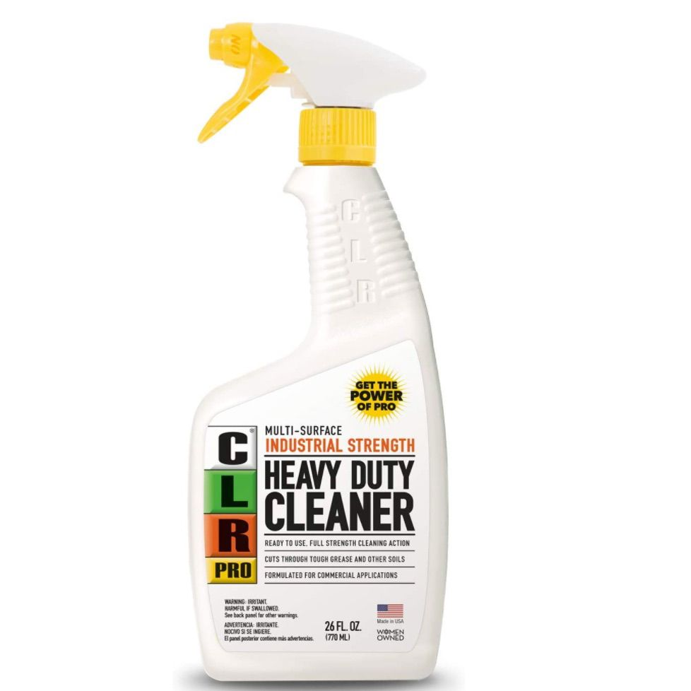 CLR PRO Heavy Duty Cleaner, Industrial Strength