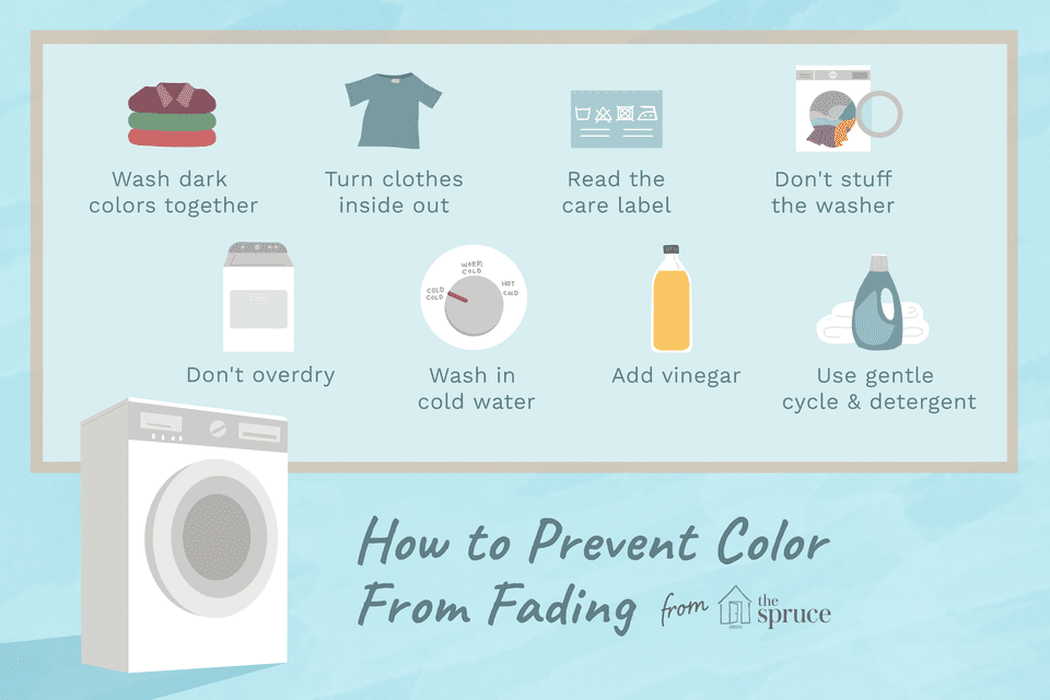 tips to prevent color from fading