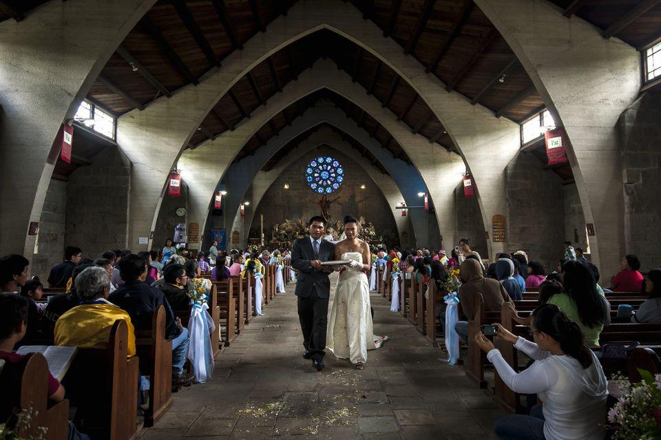 Philippines wedding