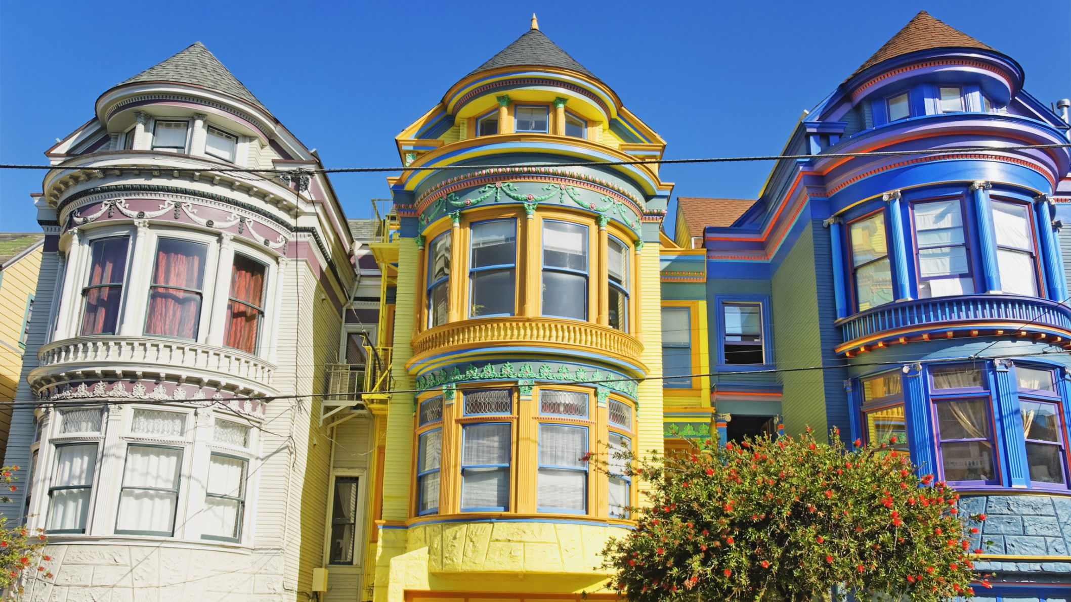 Colorful Victorian House Exterior 82302093 56a49fdc3df78cf772834fe6