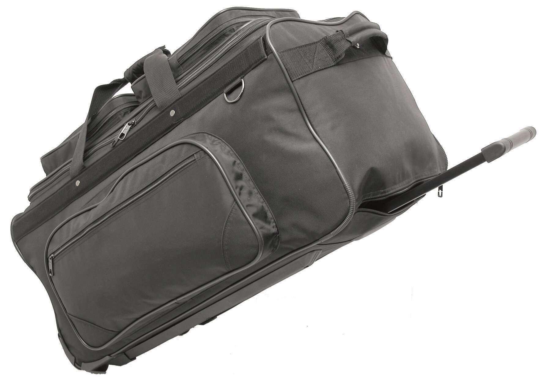 "Netpack Stand Alone 35"" 2 Wheeled Travel Duffel"