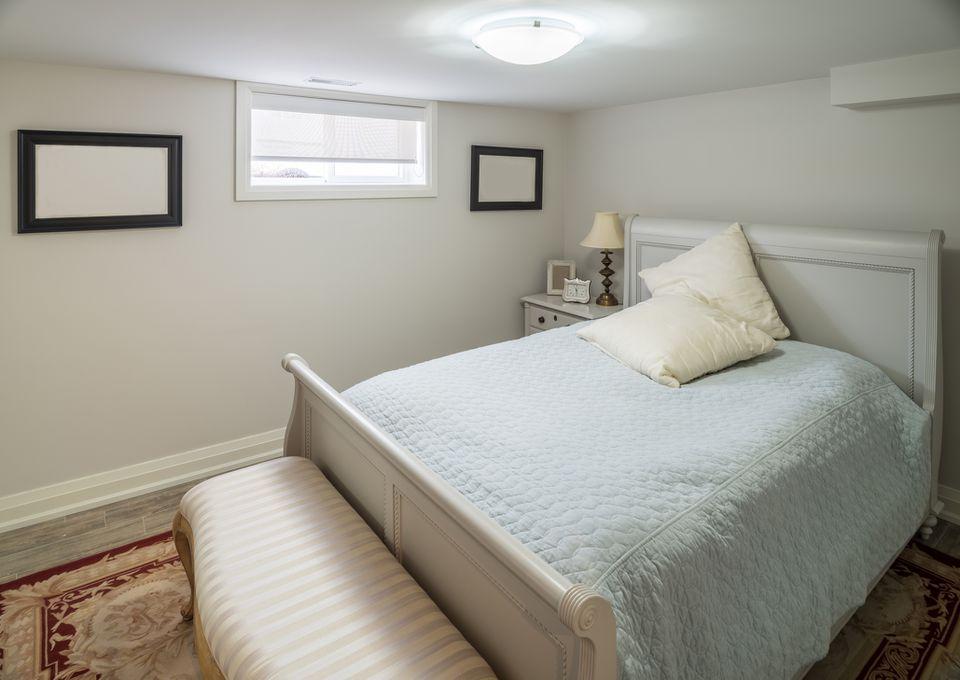 Dormitorio sótano