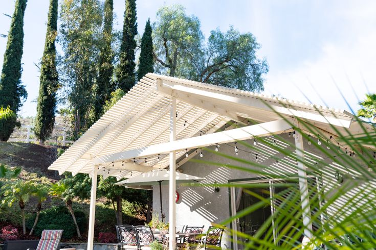 15 Shade Ideas For Your Outdoor Space, Small Patio Canopy Ideas
