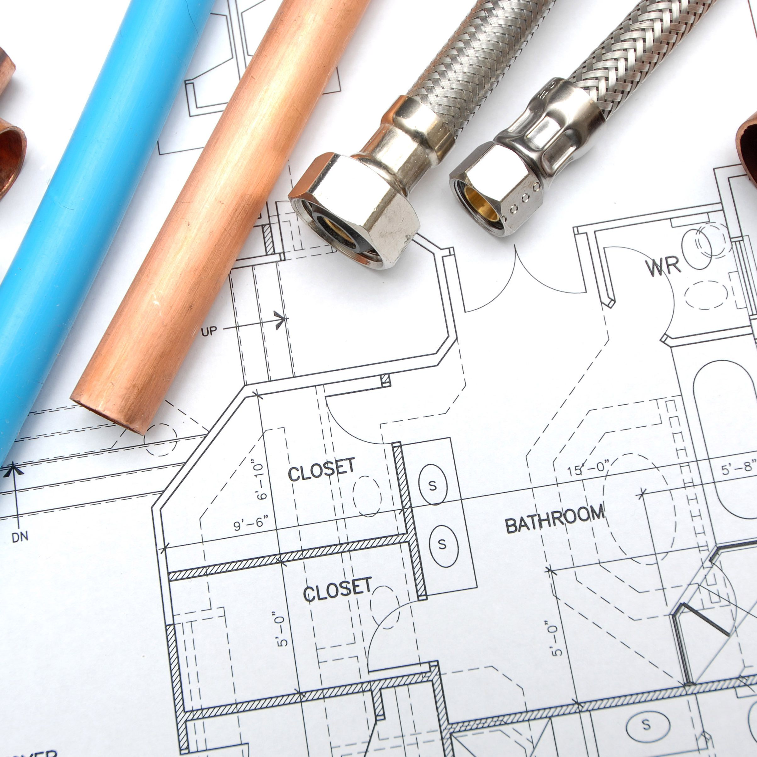 Rough In Plumbing Dimensions For The
