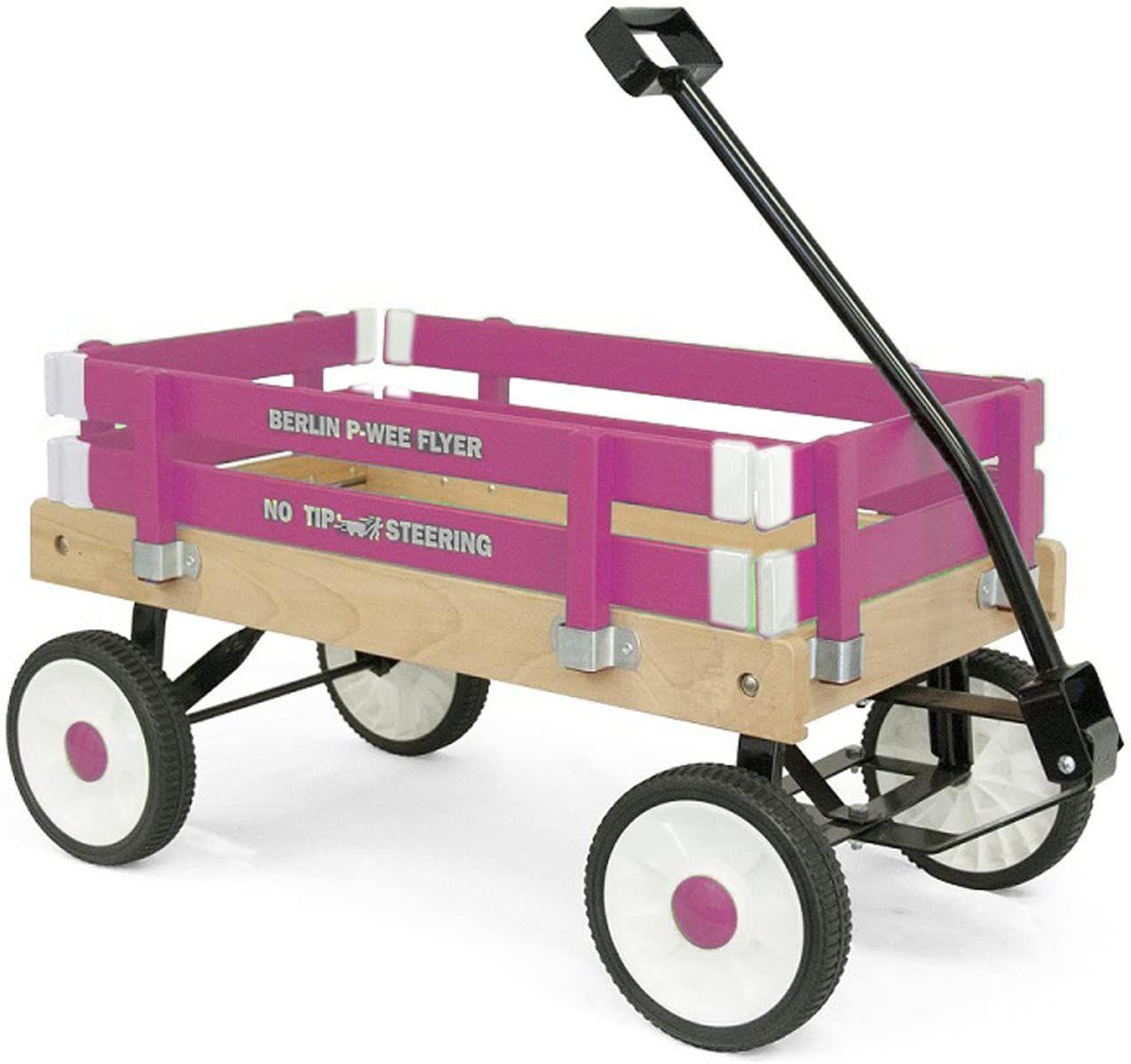 Berlin Pee-Wee Flyer Ride-On Wagon