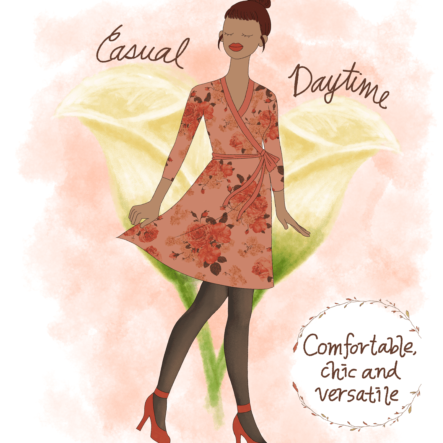 What to wear to a casual daytime fall wedding