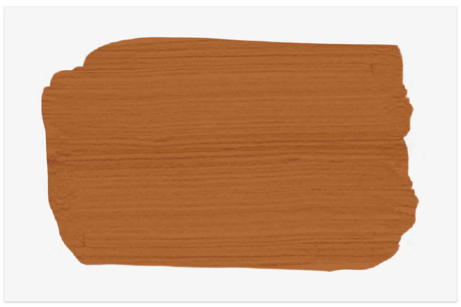Copper Pot paint swatch from Sherwin Williams