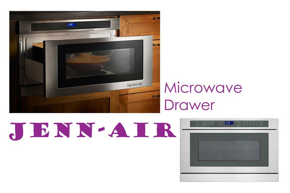 Jenn Air Microwave Drawer