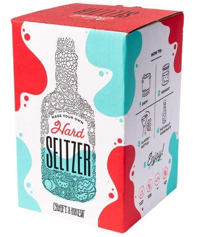 Craft A Brew Homemade Hard Seltzer Kit