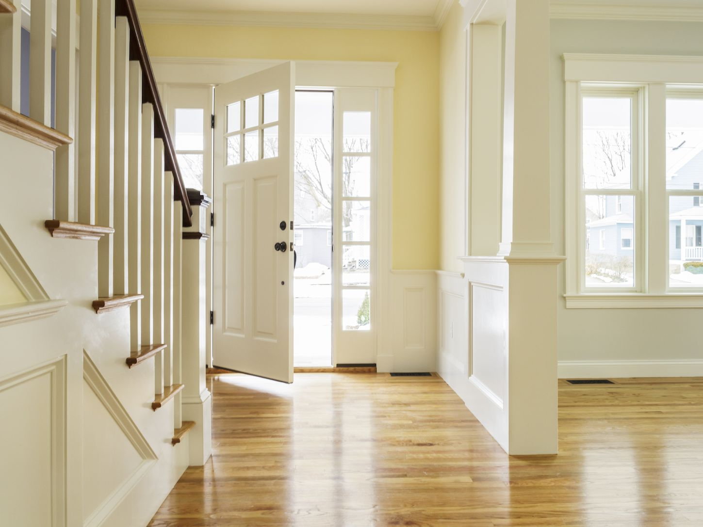 Is A Staircase Facing The Front Door Bad Feng Shui