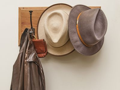 How to Clean a Felt Stetson Hat
