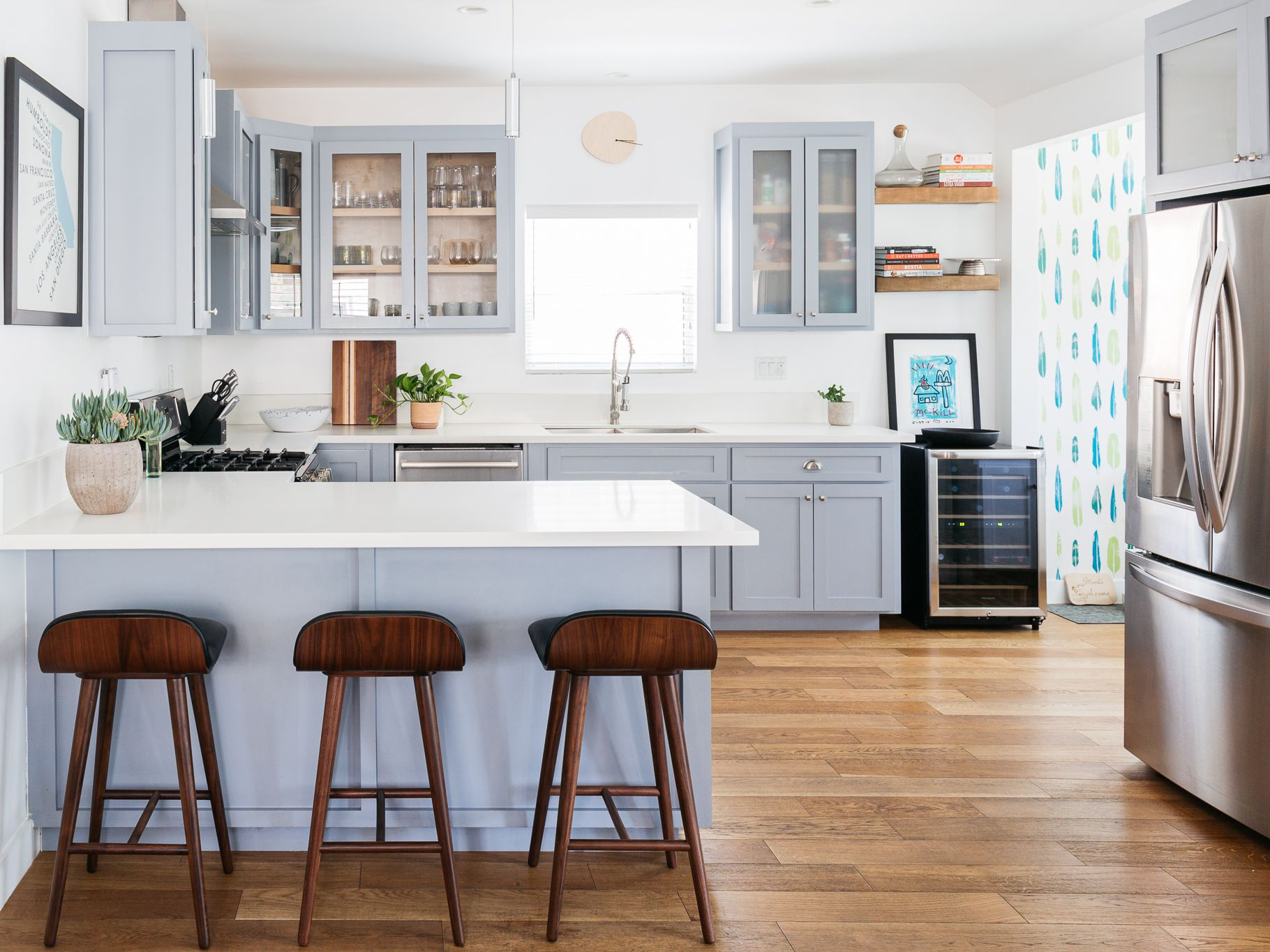 9 Unique Small Kitchen Design Ideas