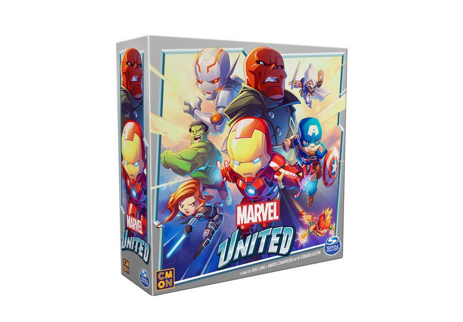Spin Master Marvel United