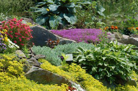 How to Build Rock Gardens: Photo Tutorial