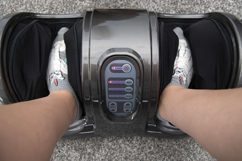 Best Choice Products Shiatsu Foot Massager