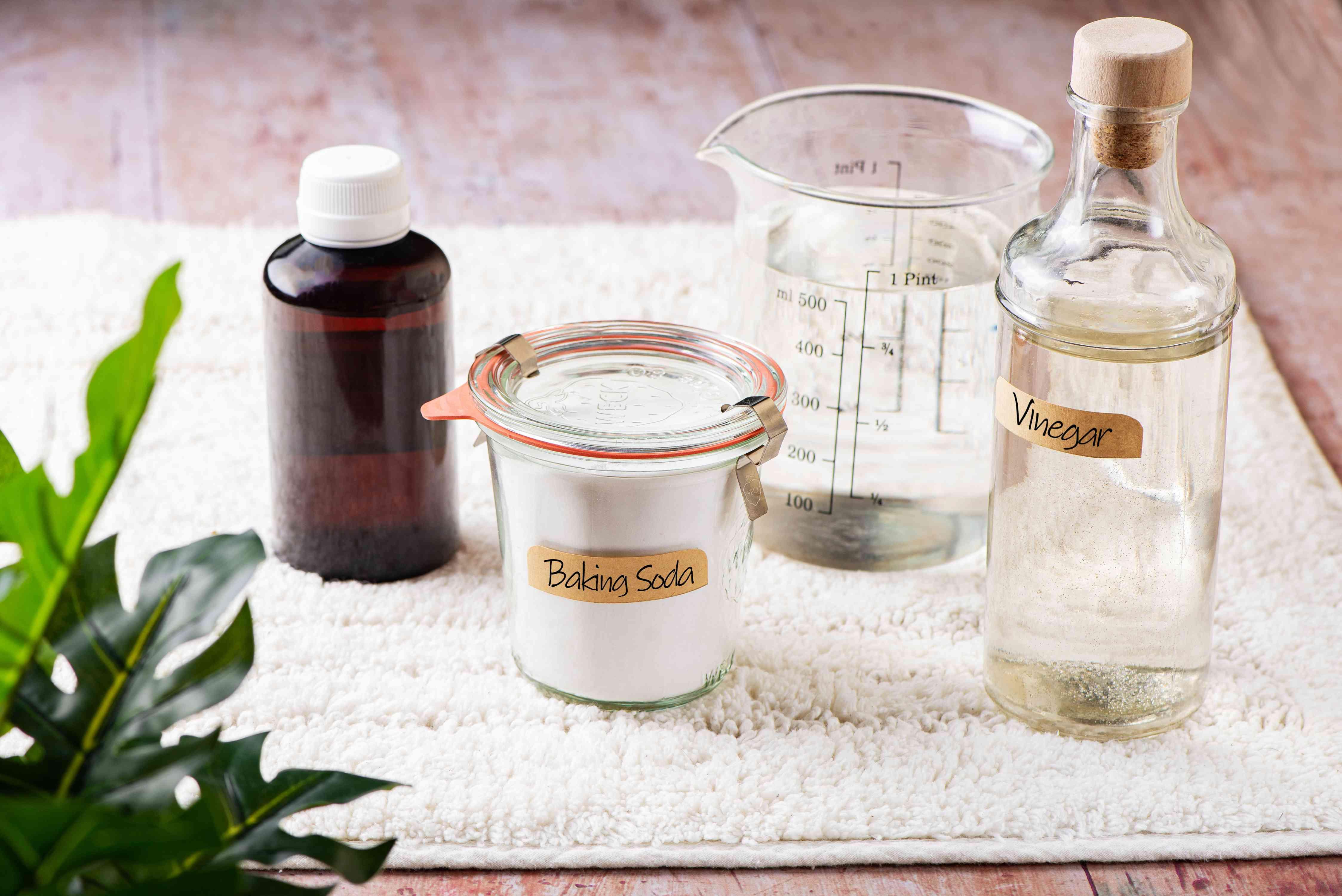 ingredients for carpet cleaner