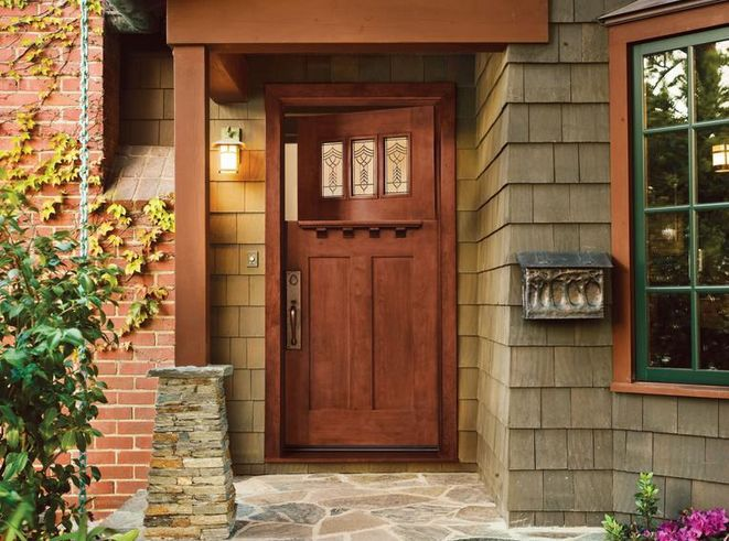Dutch Doors For A Homey Cottage Feeling