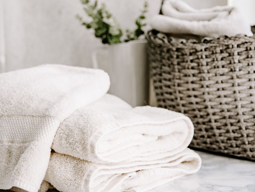 How to Soften Towels