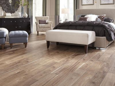 Vinyl Plank Flooring Brands Pros And Cons And Reviews - Wide width vinyl flooring