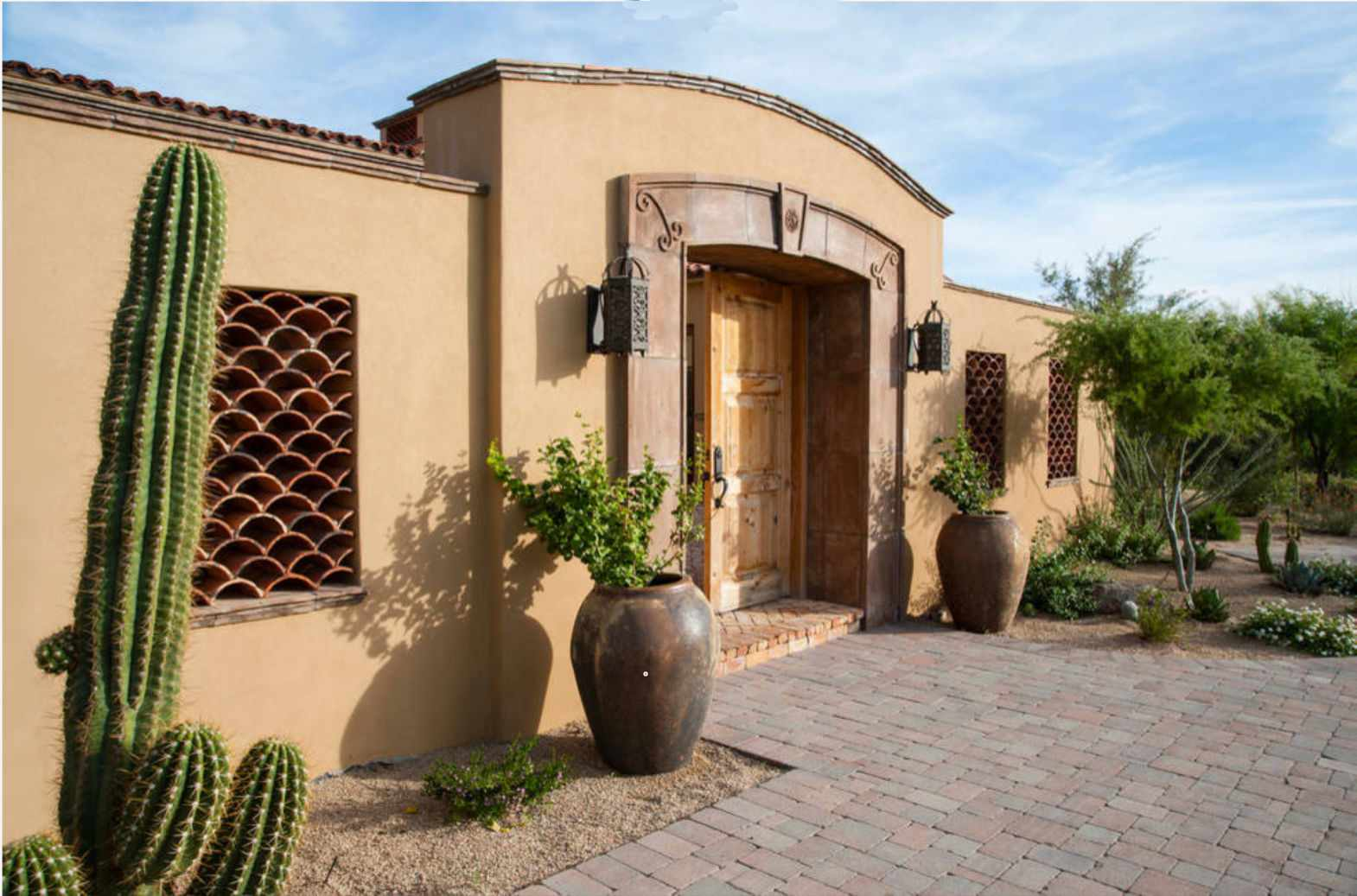 scottsdale arizona mediterranean architecture