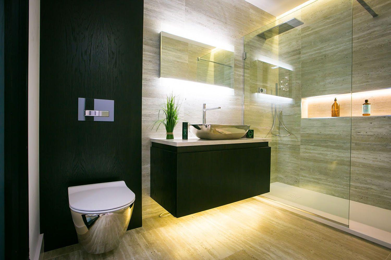 32 Fancy Bathroom Designs