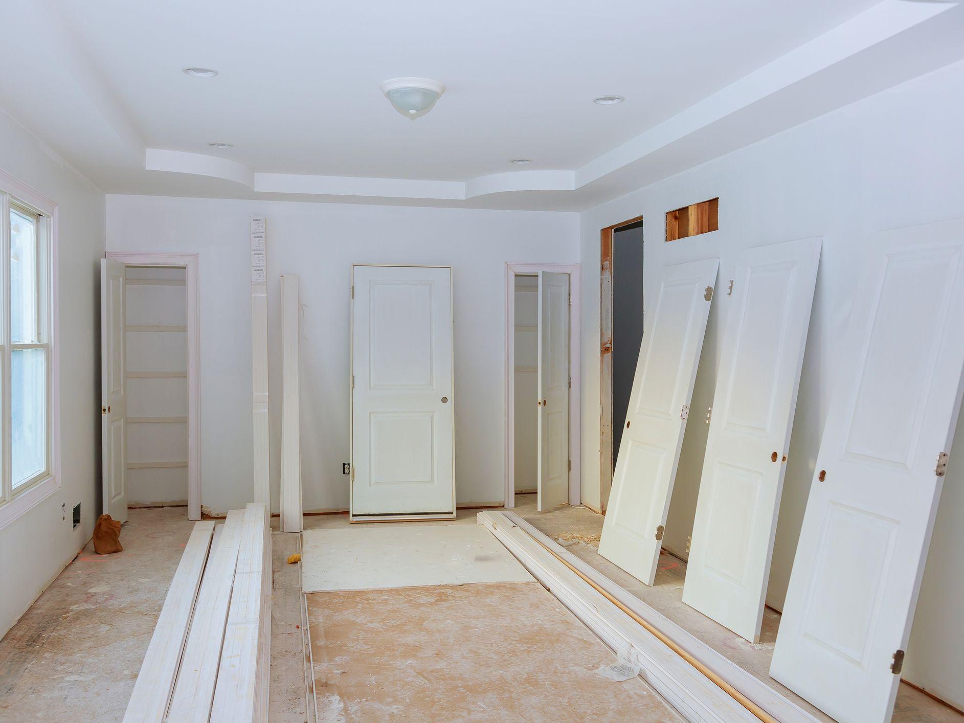 Can You Replace An Interior Door With Exterior