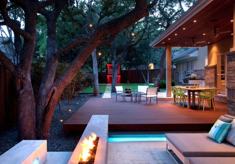 25 Covered Deck Design Ideas