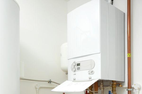 Residential steam boiler
