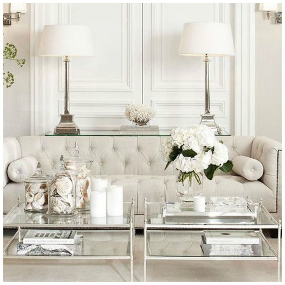 How To Decorate A Neutral Living Room