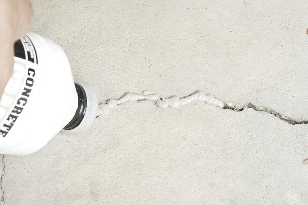Repairing a Concrete Floor
