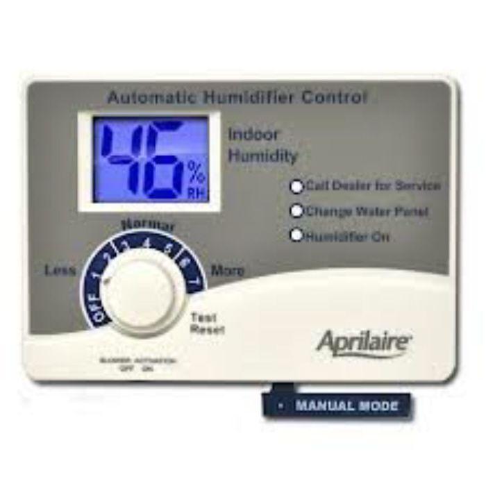 April Air Humidifier Humidistat Control