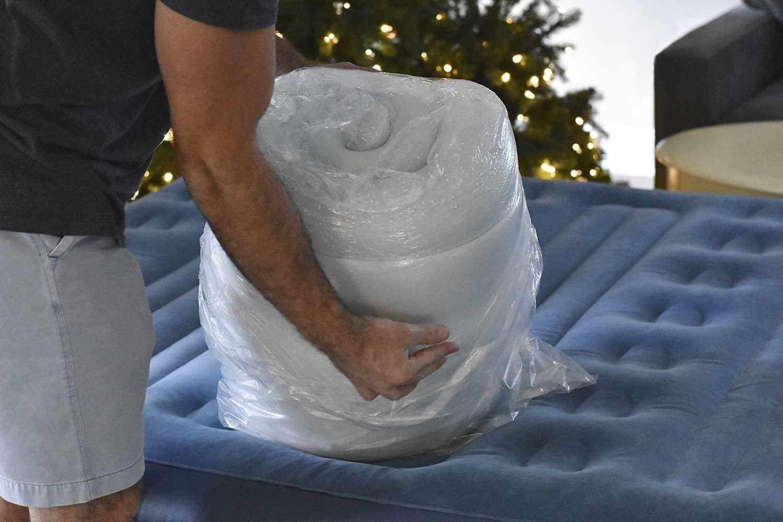 Therapedic Tru-Cool 3-Inch Foam Mattress Topper