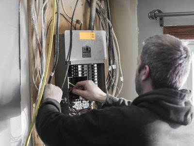 Inside Your Main Electrical Service Panel