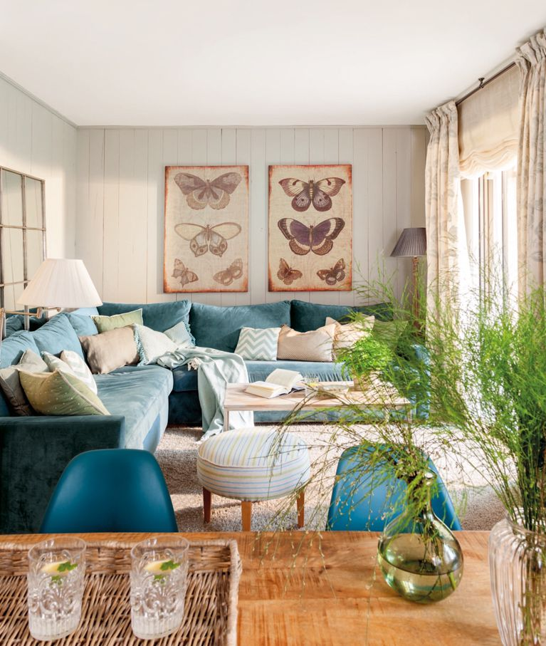 7 Inspiring And Beautiful Turquoise Rooms