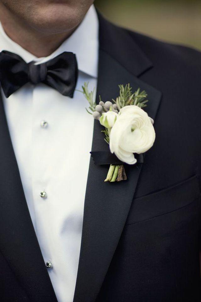 Ranunculus Winter Wedding Flower
