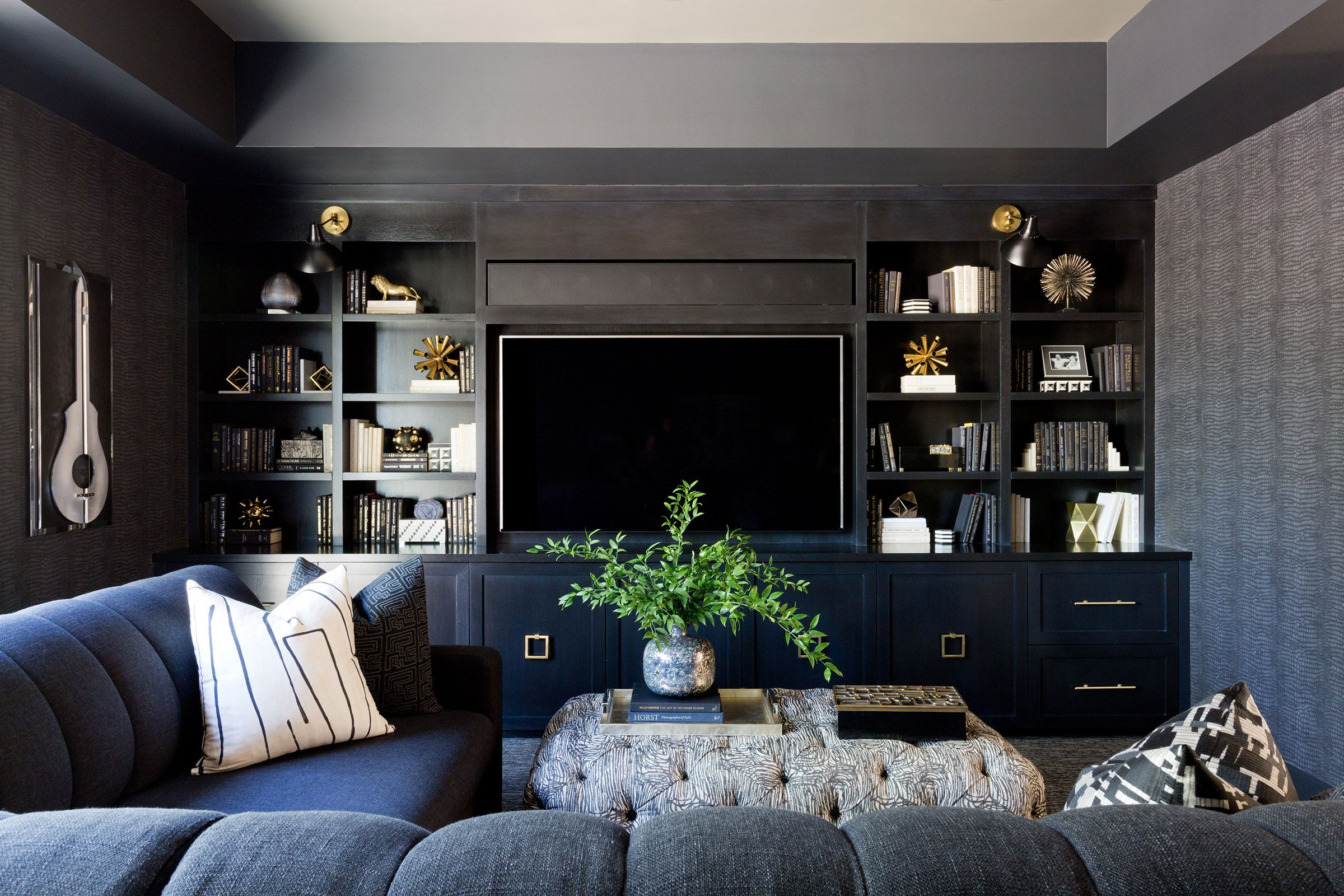 15 Beautiful Focal Point Ideas for Living Rooms