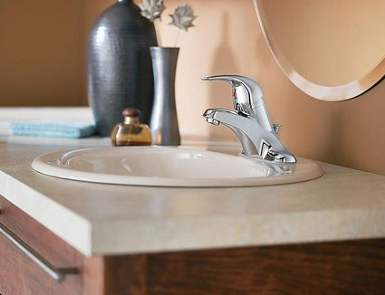 How To Replace And Install A Bathroom Vanity And Sink - How to install a bathroom vanity and sink