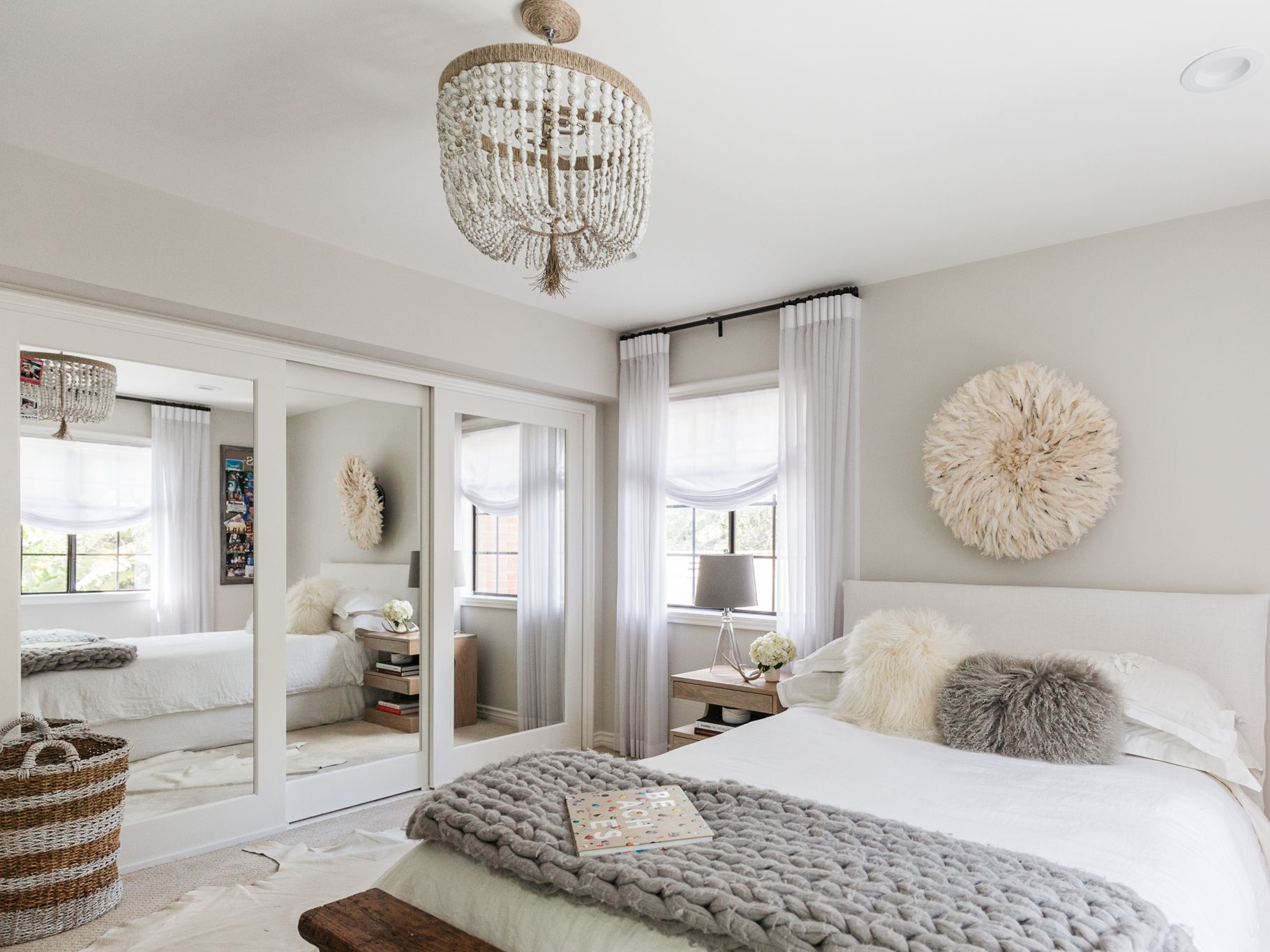 24 Master Bedroom Lighting Ideas, Small Bedroom Chandelier Ideas