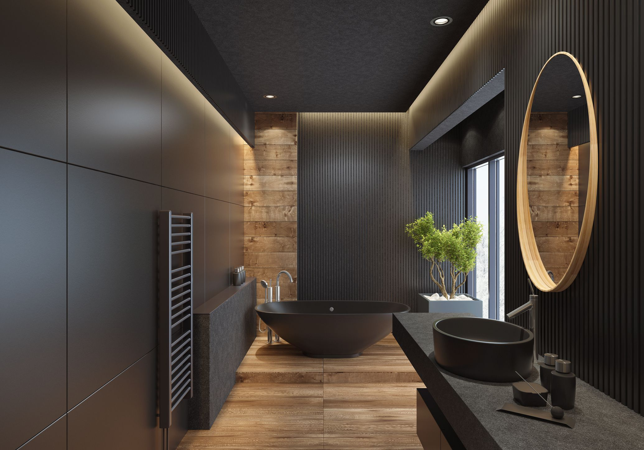 5 Gorgeous Scandinavian Bathroom Ideas: 11 Ideas For Scandinavian-Style Bathrooms