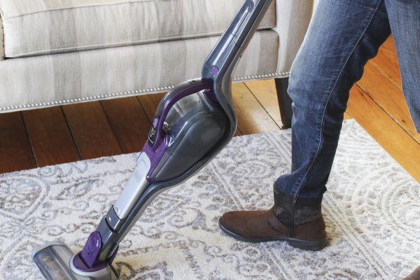 Black+Decker HSVJ520JMBF27 Cordless Stick Vacuum