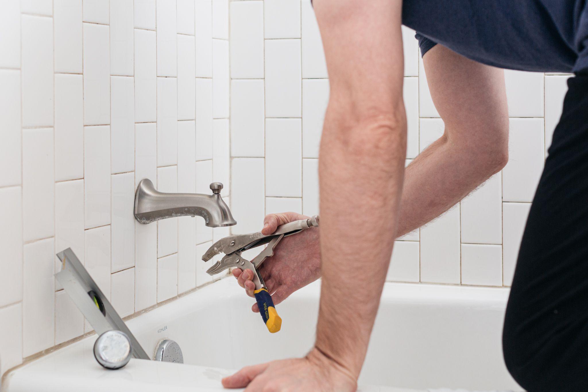 Do It Yourself Vs Professional, Bathroom Repair Contractor