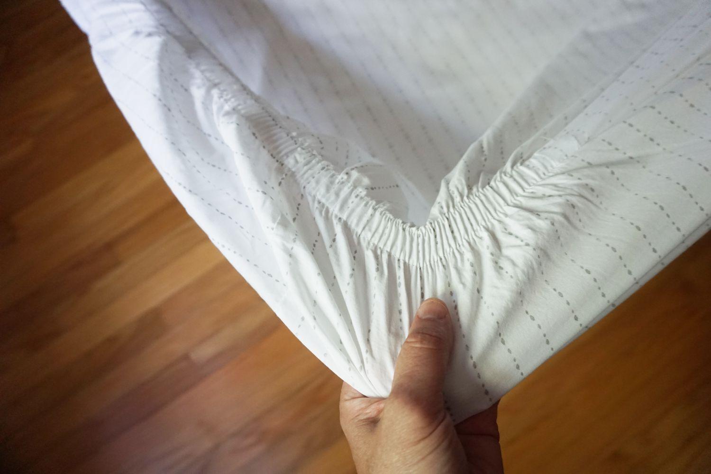 Threshold Organic Cotton Printed Sheet Set