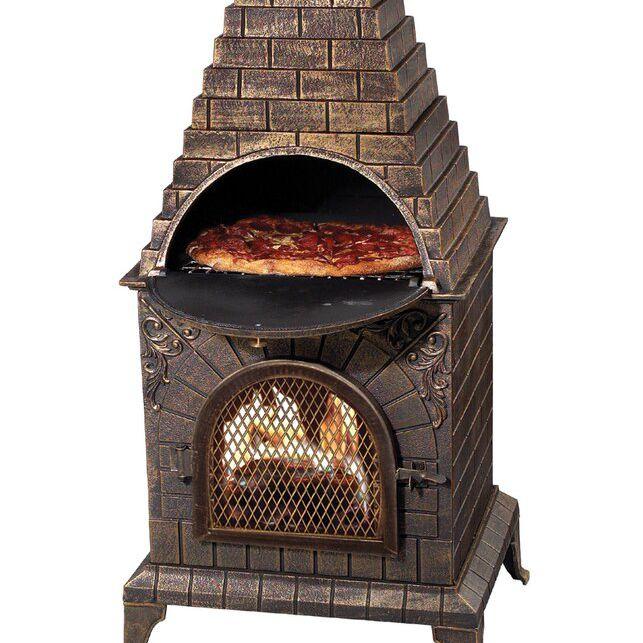 World Menagerie Aztec Allure Pizza Oven