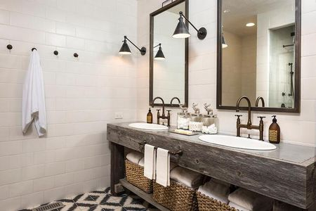 18 Beautiful Bathroom Lighting Ideas