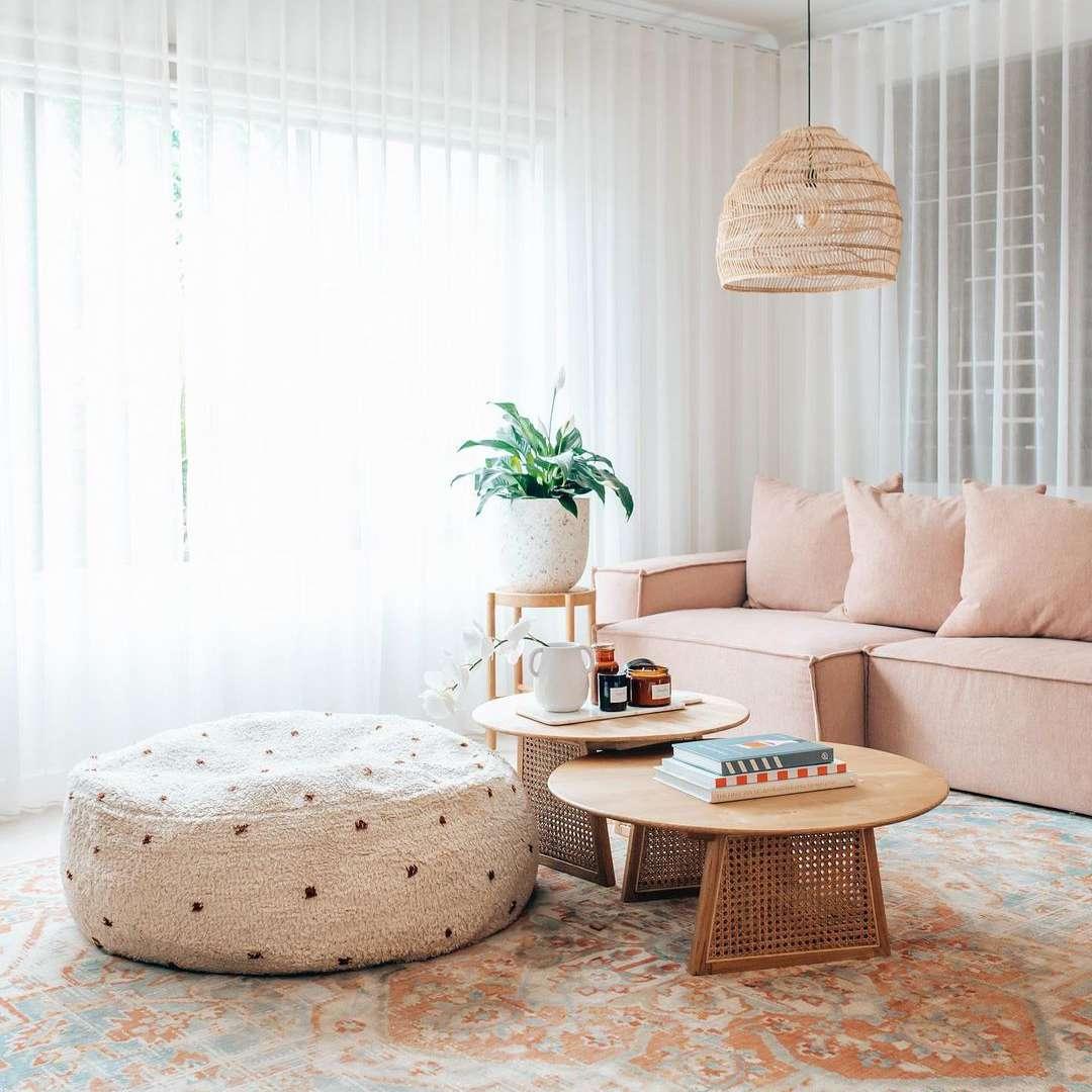 beanbag living room
