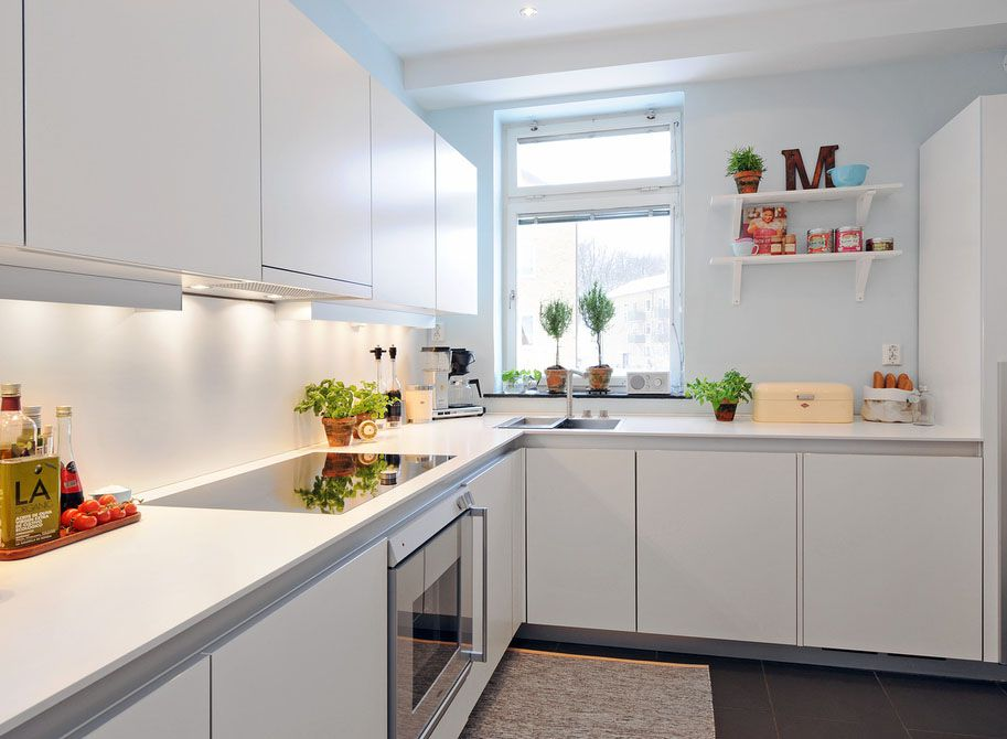 4 DIY Tips to Tame Your Tiny Kitchen by Kim Myles
