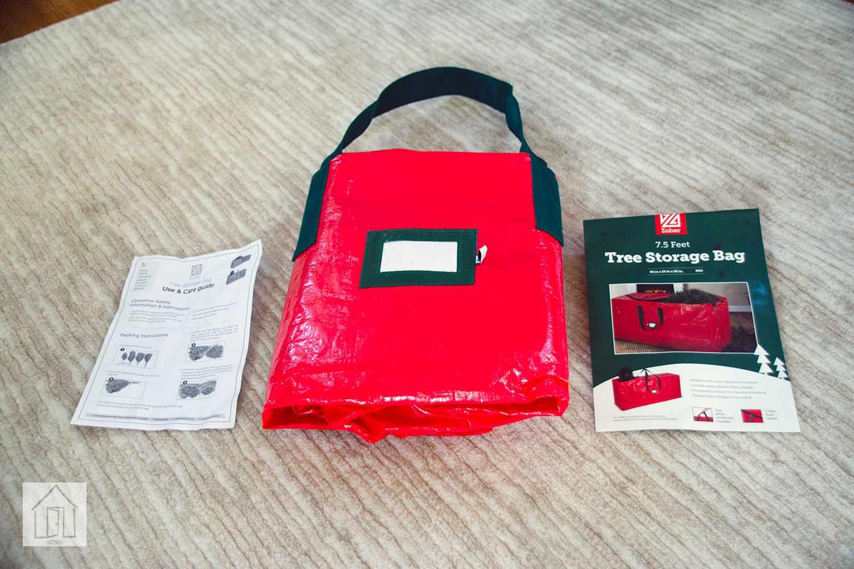 Zober Christmas Tree Storage Bag