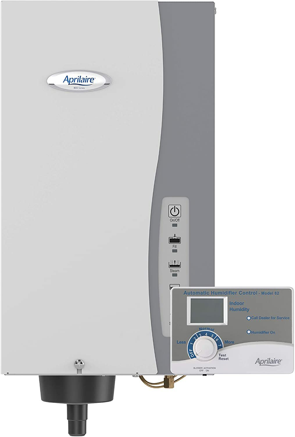 Aprilaire 800 Whole Home Steam Humidifier