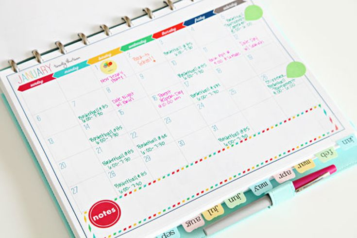 How to Make a DIY Personal Planner