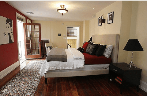 Red Bedroom Ideas Great Tips and Advice